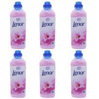 Balsam de rufe Lenor Floral Romance, Pachet 6x1L  din categoria Menaj si uz casnic