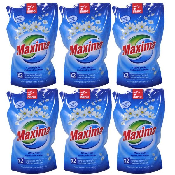 balsam de rufe sano maxima ultra fresh 6x1l