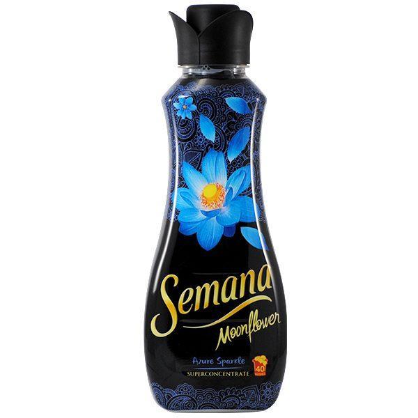 Balsam de rufe Semana Moonflower Azure Sparkle, Pachet 6x1L
