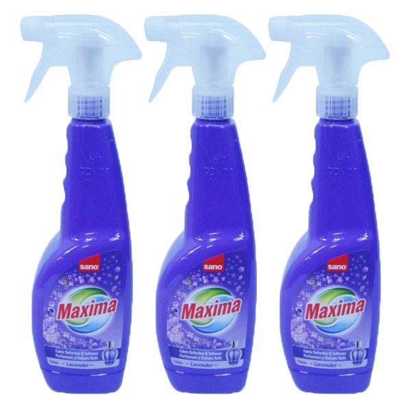 balsam pentru rufe uscate sano maxima lavanda 3x750ml