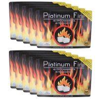 pachet 10 cutii pastile pentru aprins focul 48buc
