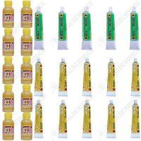 Pachet - 10xLipici pentru piele aderpren, Prenadez, 50 ml + 10xAdeziv Codez 50 ml + 5xPrenadez tub 50 ml, Prenandez, lipici piele, adeziv  din categoria Lipici si adezivi