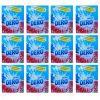 Pachet 12 bucati - Dero Ozon + manual, Detergent pentru rufe la cutie, Proaspat ca la munte, 12 x 400g
