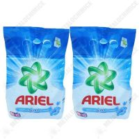 pachet 2 bucati ariel touch of lenor fresh detergent automat pudra cu parfum proaspat 2 x 2kg