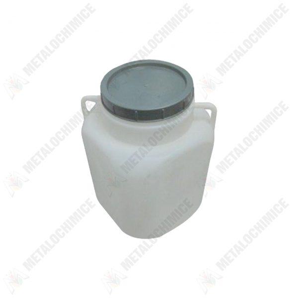 pachet 2 x butoi plastic alimentar 20l 2 x presa muraturi 28cm teava pentru suflat pitrocit 3