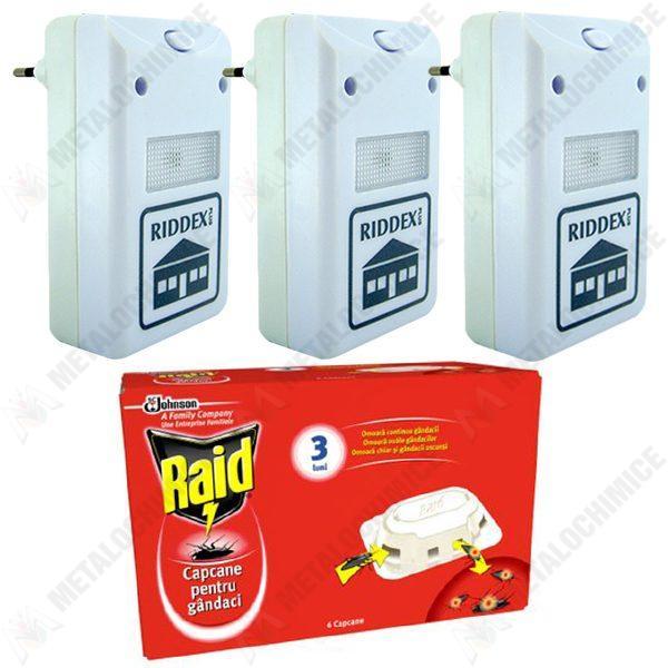 pachet-3-1-3-x-riddex-ultrasunete-lampa-de-veghe-pest-repeller-pentru-insecte-gandaci-furnici-sobolani-soareci-raid-capcane-gandaci-furnici-plosnite-6buc-cutie