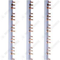 Pachet 3 bucati - Bara tripolara, Tip pieptene, Pentru tablou de siguranta, 3x1M  din categoria Electrice