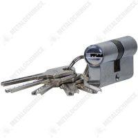 pachet 3 bucati butuc pentru usa egal cu 5 chei in amprenta 60mm 2