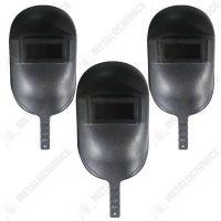pachet 3 bucati masca neagra pentru sudura