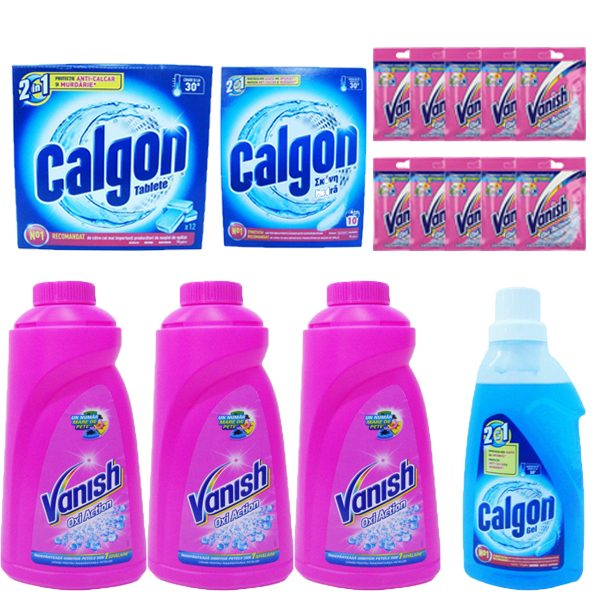pachet-3-x-vanish-pink-1l-oxi-action-lichid-pentru-indepartarea-petelor-1000ml-calgon-anti-calcar-gel-750ml-calgon-anti-calcar-pudra-500g-calgon-anti-calcar-tablete-12b
