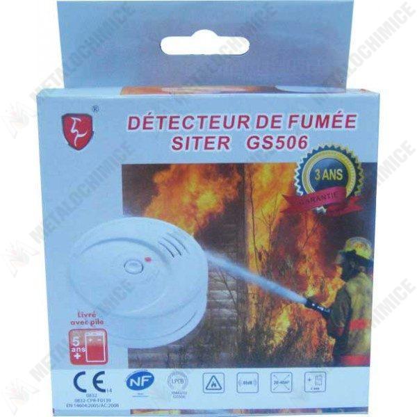 pachet 4 bucati senzor detector de fum 2
