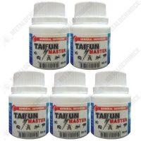 pachet 5 bucati taifun 40ml insecticid universal echivalent regent otrava gandaci plosnite purici muste tantari molii omizi 5 x 40ml