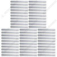 pachet 50m coltare din aluminiu 25 x 2m