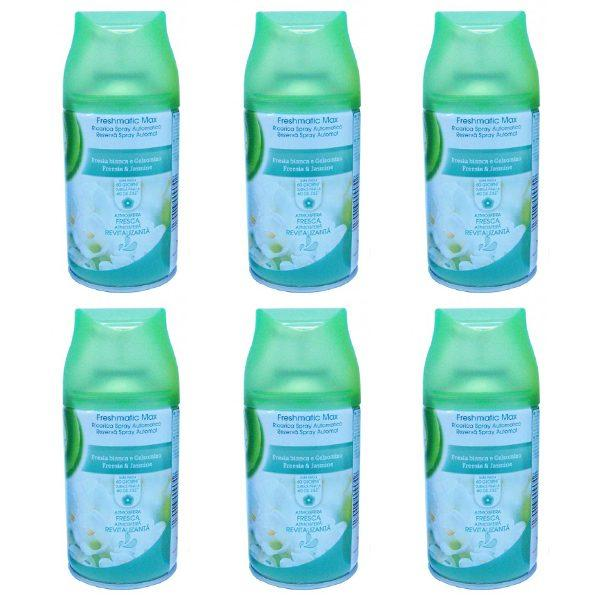 pachet-6-bucati-odorizant-camera-air-wick-rezerva-fresia-bianca-e-gelsomino-freesia-jasmine-250ml