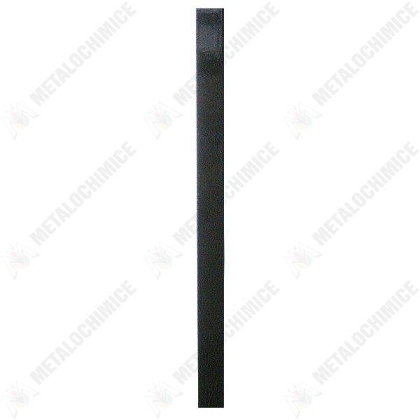 Pachet 6 metri - Profil din aluminiu, Pentru plase insecte/tantari, Maro