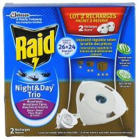 raid night and day trio rezerva aparat