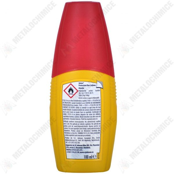 Autan spray 100 ml