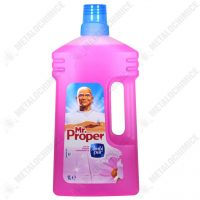Mr Proper pentru podea cu parfum de flori 1 L  din categoria Solutii pentru pardoseli si covoare