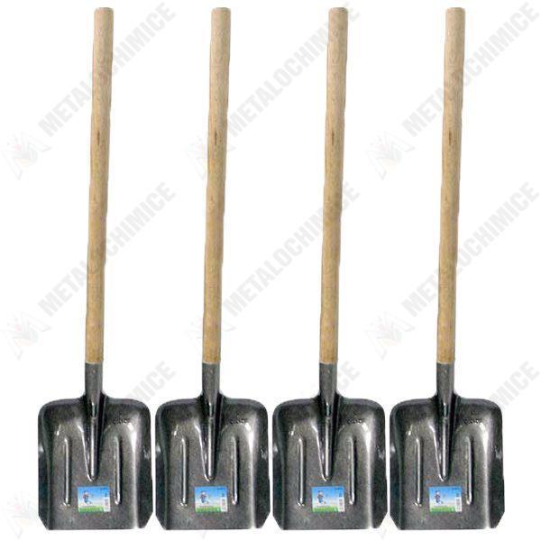 pachet 4 bucati lopata pentru zapada auto constructii 2
