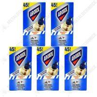 Pachet 5 bucati - Aroxol rezerva lichida, 45 de nopti, Impotriva tantarilor, mustelor, 5 x 35ml  din categoria Aparate impotriva insectelor