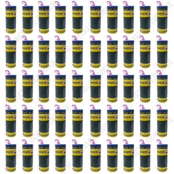 Pachet 50 bucati, Banda adeziva pentru muste ( Zepelin )