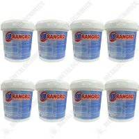 Pachet 8 bucati - Vopsea lavabila, ECO Rangriz, Anti-mucegai, Interior, 1L  din categoria Constructii