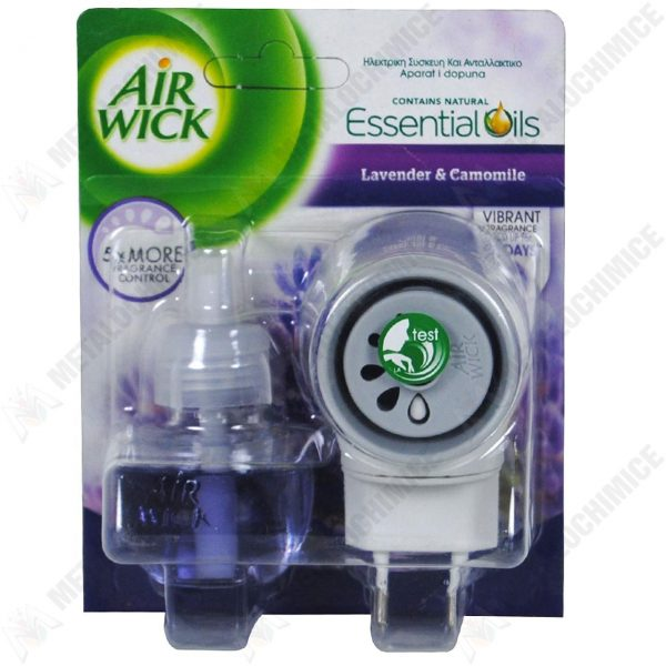 Odorizant camera Air Wick lavander and camomile 19 ml