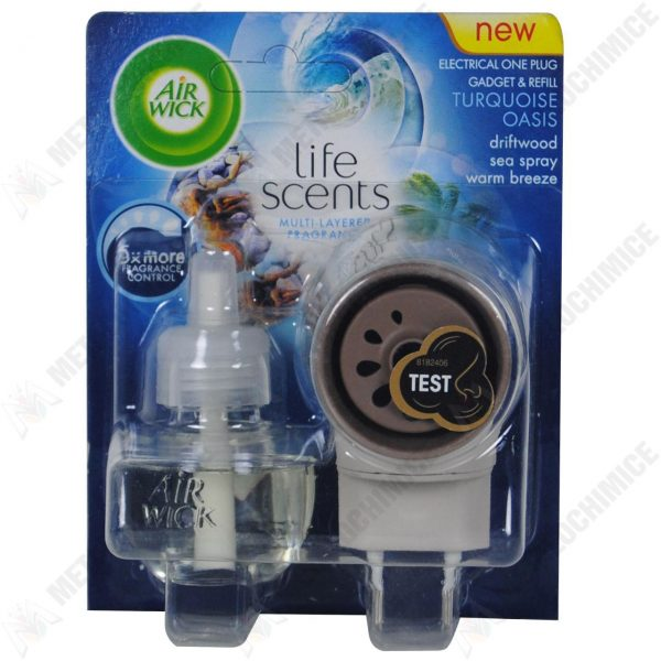 Odorizant camera Air Wick life scent 19 ml