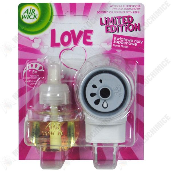 Odorizant camera Air Wick love limited edition 19 ml