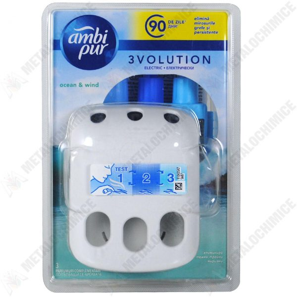 Ambi Pur 3volution Ocean and Wind 20 ml