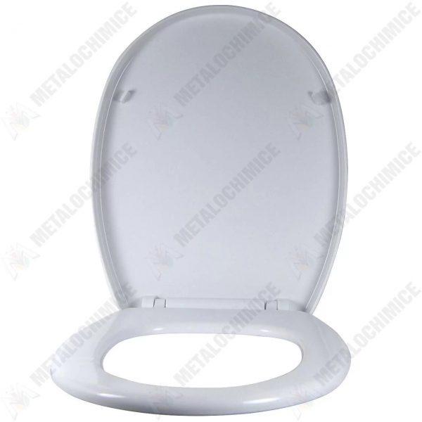 capac wc soft close inchidere lenta alb 3