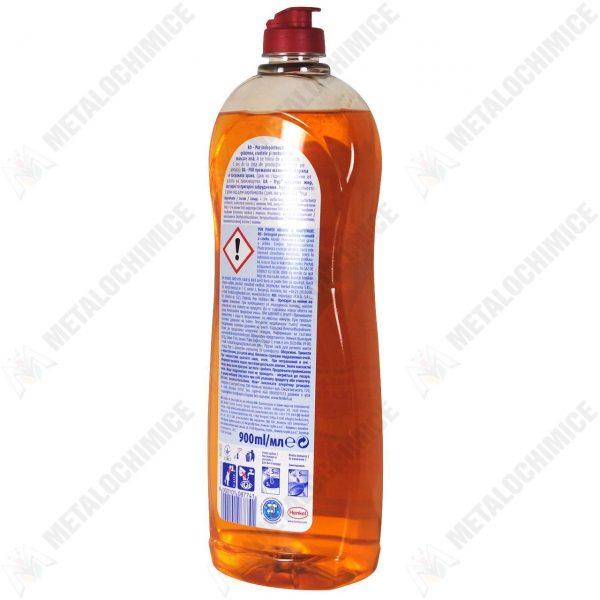 Detergent de vase Pur power orange and grapefruit 900 ml