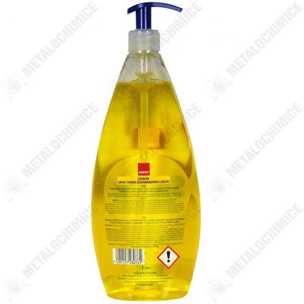 Sano spark fresh lemon scent 1 L
