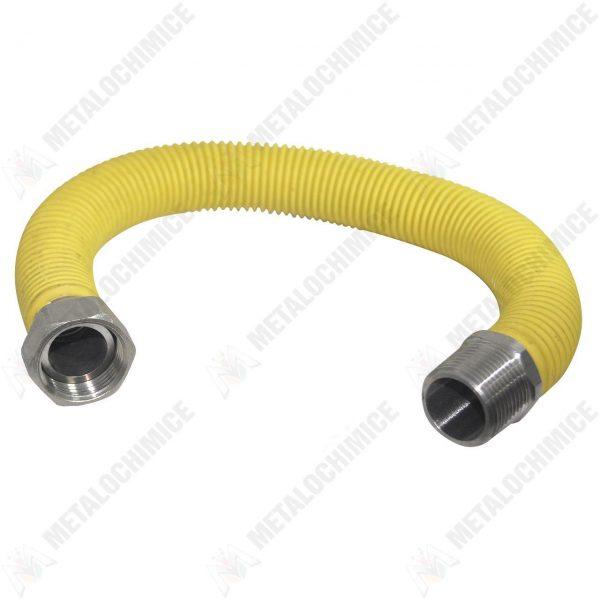 Racord flexibil gaz 3/4, 30-60 cm