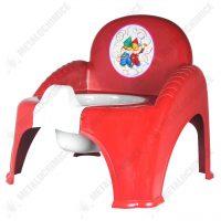 Olita tip scaunel, rosie  din categoria Pentru WC