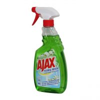 ajax solutie geam cu pulverizator spring flowers 2