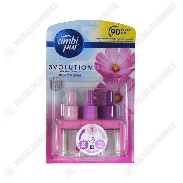 ambi pur 3volution rezerva lichida flowers and spring 20 ml 1