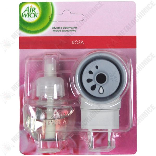 Odorizant camera Air Wick Roza 19 ml