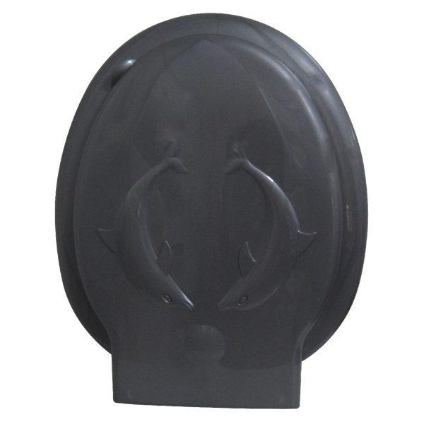 capac toaleta plastic gri 2