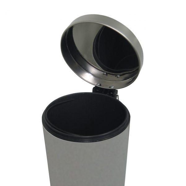 Cos de gunoi inox 3L cu pedala