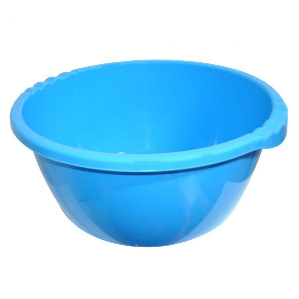 lighean plastic albastru 18 litri 1