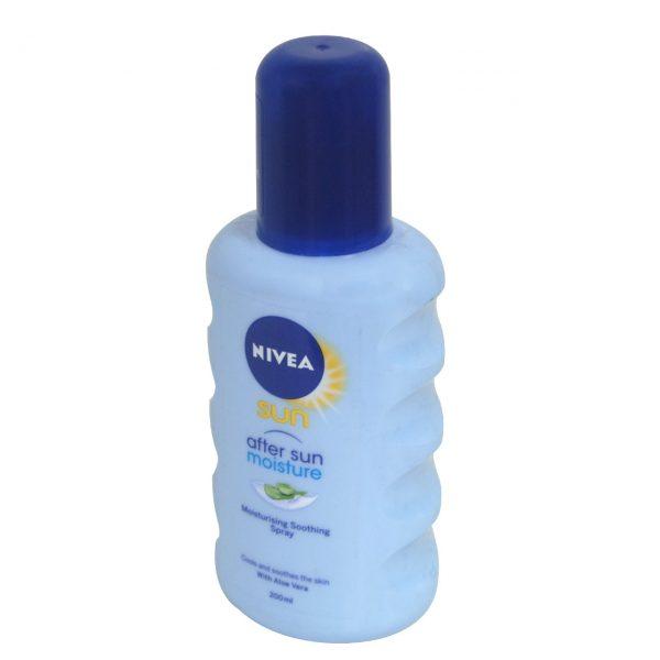Lotiune dupa plaja spray Nivea after sun moisture