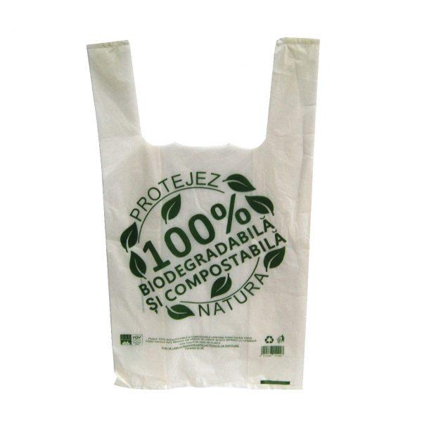 Pungi biodegradabile 4kg 500buc