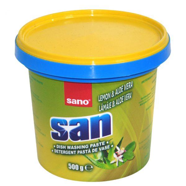 Sano San detergent vase pasta 500g