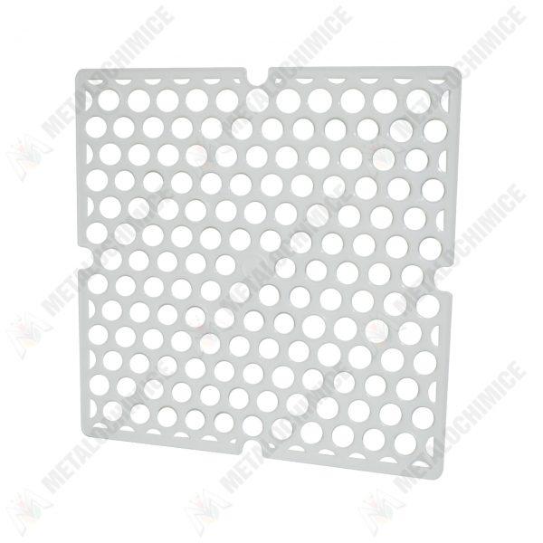 suport pentru chiuveta din plastic alb 1