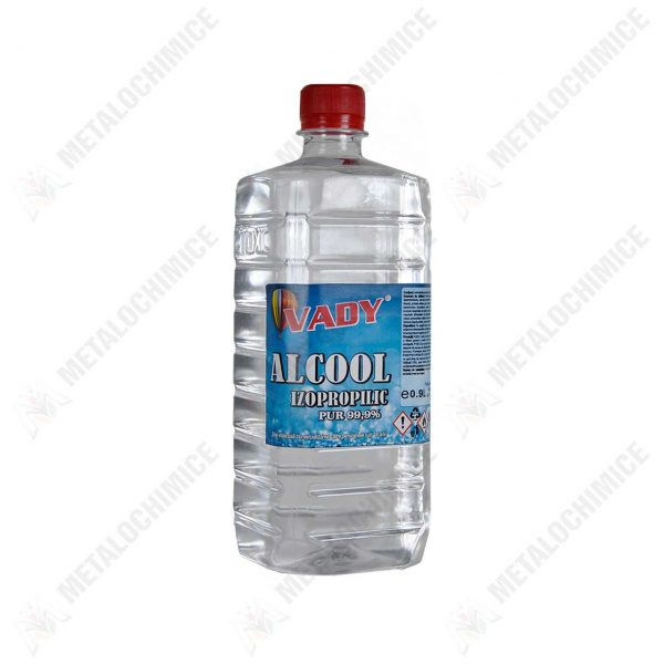 vady alcool izopropilic pur 99 9 0 9 l