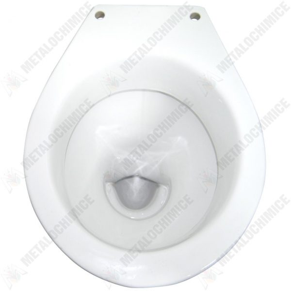 Vas WC alb, cu evacuare verticala