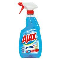 detergent lichid ajax optimal 7 multi action cu pulverizator 500 ml imagine 1