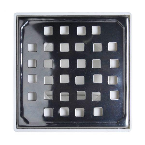 Sifon pardoseala inox  din categoria Sifoane baie si profile de cada