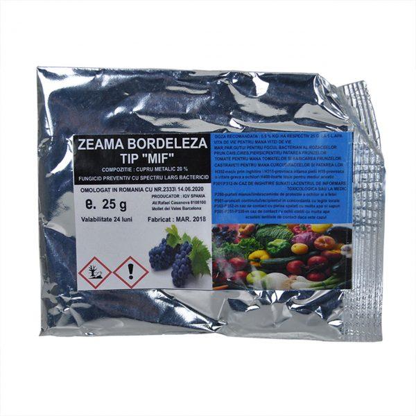 Zeama bordeleza 25 g
